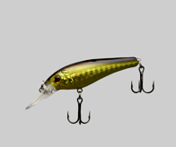 "Воблер ""Takai"" MINNOW S9051-B27 5.5mm 6.5g (0.5-1.5m)"