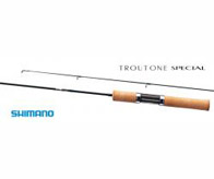 Спиннинговое удилище Shimano Trout One Special 70 ML 2.13m 14-28g