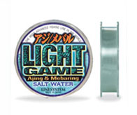 "Леска ""LineSystem "" LIGHT GAME Fluorocarbon   2.5LB"